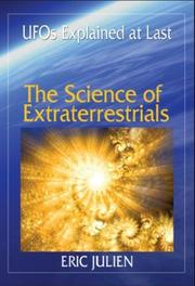 Cover of: The Science of Extraterrestrials | Eric Julien