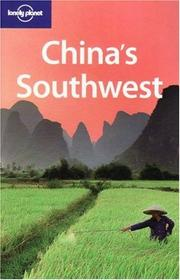 Cover of: China's Southwest (Lonely Planet Regional Guide) | Damien Harper