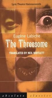 Cover of: Threesome (Absolute Classics) | Eugène Labiche