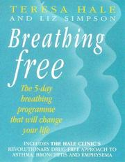 Cover of: Breathing Free | Liz Simpson