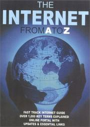 Cover of: The Internet from A to Z by John Cowpertwait