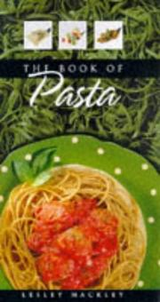 Cover of: Pasta | Lesley Mackley