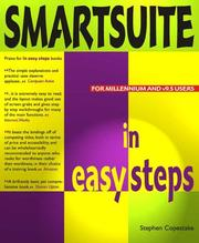 Cover of: SmartSuite in Easy Steps | Stephen Copestake
