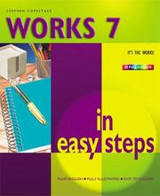 Cover of: Works 7 in Easy Steps | Stephen Copestake