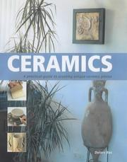 Cover of: Ceramics | Dolors Ros