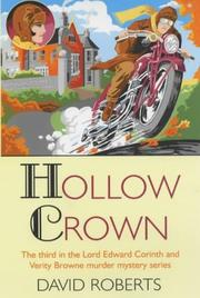Cover of: Hollow Crown | David Roberts