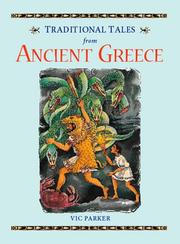 Cover of: Ancient Greece (Traditional Tales) | Vic Parker