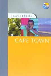 Cover of: Travellers Cape Town by Mike Cadman