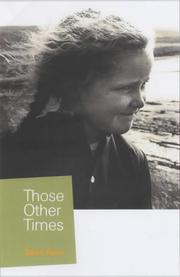 Cover of: Those other times by Bess Ross
