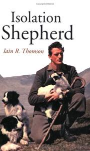 Cover of: Isolation shepherd by Iain R. Thomson