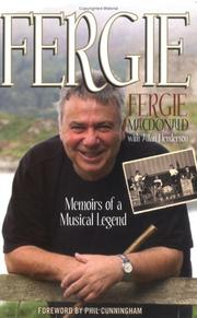 Cover of: Fergie by Fergie MacDonald