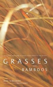 Cover of: Grasses and Bamboos | Noel Kingsbury