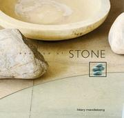 Cover of: Essence of Stone (Essence of ...) | Mandleberg Hilary