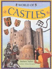 Cover of: World of Castles by Barbara Taylor