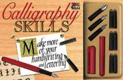 Cover of: Calligraphy Skills (Art Tricks) | Barry Green