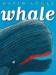 Cover of: Whale | David Lucas
