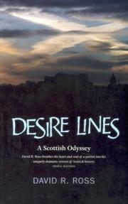 Cover of: Desire lines by David R. Ross