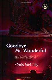 Cover of: Goodbye,  Mr. Wonderful | C. B. McCully