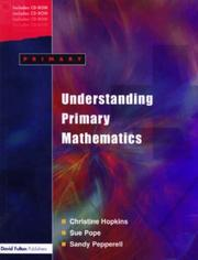 Cover of: Understanding Primary Mathematics | Christi Hopkins