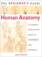 Cover of: Human anatomy by James Horton