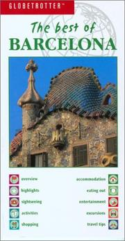 Cover of: The Best of Barcelona | Ltd. New Holland Publishers