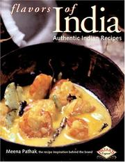 Cover of: Flavors of India by Meena Pathak