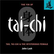 Cover of: The Yin of Tai-Chi by John Lash