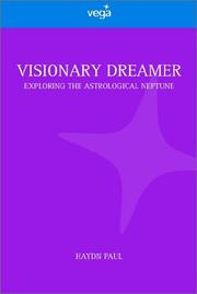 Cover of: Visionary Dreamer | Haydn Paul