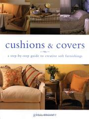 Cover of: Cushions and Covers | Gina Moore