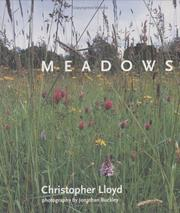 Cover of: Meadows | Christopher Lloyd