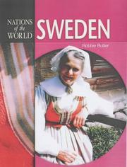 Cover of: Sweden (Nations of the World) by Robbie Butler