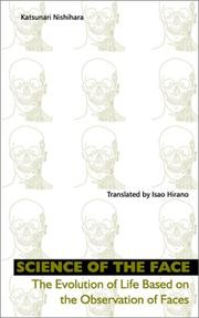 Cover of: Science of the face by Katsunari Nishihara
