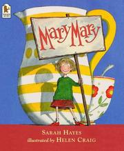 Cover of: Mary, Mary | Sarah Hayes