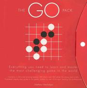 Cover of: The Game of Go Pack | Matthew MacFadyen