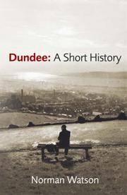 Cover of: Dundee by Norman Watson