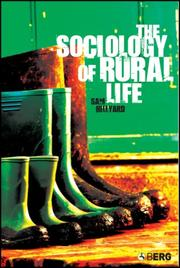 Cover of: The Sociology of Rural Life | Samantha Hillyard