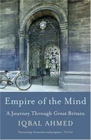 Cover of: Empire of the Mind by Iqbal Ahmed