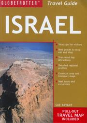 Cover of: Israel Travel Pack, 2nd | Sue Bryant