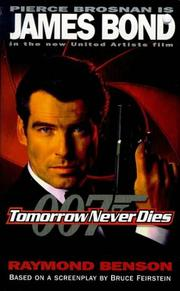 Cover of: Tomorrow Never Dies by Raymond Benson