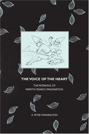 Cover of: The Voice of the Heart | G. Peter Winnington