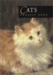 Cover of: Cat Lover's Address Book (Gift Stationary) by Helen Exley