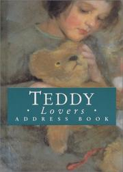 Cover of: Teddy Lover's Address Book (Mini Address Book) | Helen Exley