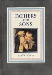 Cover of: The Love Between Fathers and Sons (The Love Between) | Helen Exley
