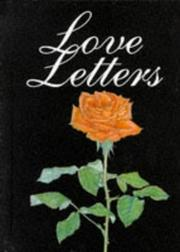 Cover of: Love Letters (Assorted Love Themes) by Helen Exley