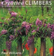 Cover of: Creative Climbers~Paul Williams by Paul Williams