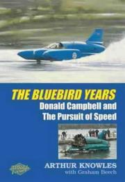 Cover of: The Bluebird Years | Arthur Knowles