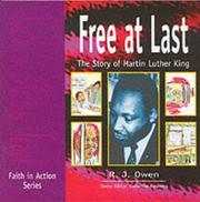 Cover of: Free at Last (Faith in Action) | R.J. Owen
