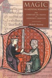 Cover of: Magic in medieval romance | Michelle Sweeney
