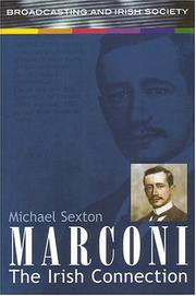 Cover of: Marconi | Michael Sexton