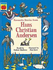 Cover of: Favourite Stories from Hans Christian Andersen (Orchard Collections) by Hans Christian Andersen